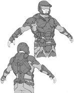 Marine Body Armor