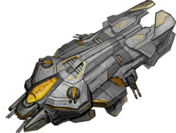 Beliskner-class Shuttle