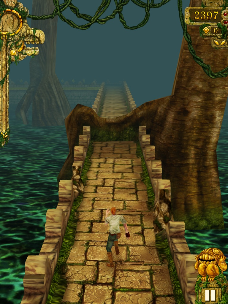Temple Run Head Start Deutsch