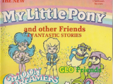 My Little Pony and Other Friends - Fugtive Flowers and Other Adventures