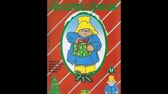 Original VHS Opening Paddington's Christmas Special (UK Retail Tape)