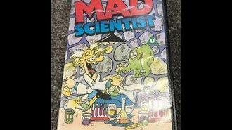 Original VHS Opening Mad Scientist (UK Retail Tape)