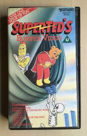 SuperTed's Bumper Video (UK VHS 1990)