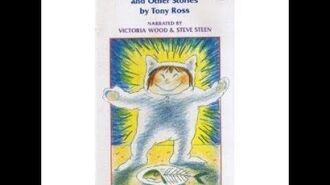 Original VHS Closing Anytime Tales - I Want a Cat and other stories (UK Retail Tape)