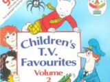 NSPCC Children's T.V. Favourites Volume 2