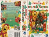 Christmas at the Fun Song Factory