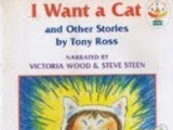 Anytime Tales - I Want a Cat and other stories by Tony Ross