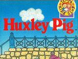 Huxley Pig Goes Camping