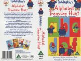 Paddington Bear's Alphabet Treasure Hunt