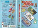 Children's Cartoon Favourites