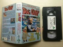 DOG CITY - THE BIG SQUEAK - RARE - VHS VIDEO