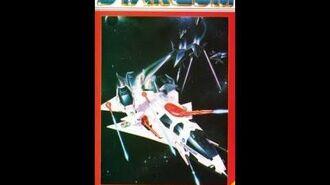 Original VHS Opening Starcom - 3 Episodes (UK Retail Tape)