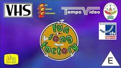 Closing to Fun Song Factory UK VHS (1994) (Original Release)