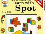 It's Fun To Learn With Spot - Alphabet, Counting and Telling the Time