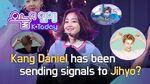 -K Today- Kang Daniel has been sending signals to Jihyo? (강다니엘이 지효에게 보낸 Signal?)