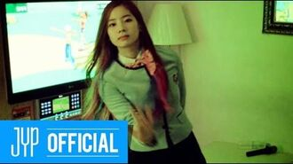 TEN TIMES- Jeanne- Teaser video 9-Like OOH OOH AHH. DAHYUN