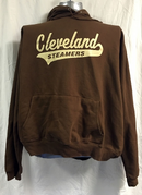 Merch - Steamers Hoodie Brown