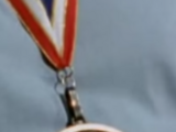 'Friends 4 Ever' Medallion