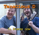 Tenacious D: In Stores Now