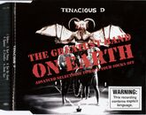 Tenacious D - The Greatest Band On Earth - Advanced Selections to Rock Your Socks Off - 2001 (SAMP 2421) INSERT