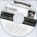 The Pick of Destiny - Japan