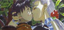 Taiyo's First Kiss