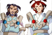 Azaka and Kamidake2