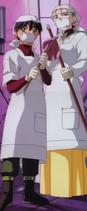 Taiyo and Kei (Housekeepers)