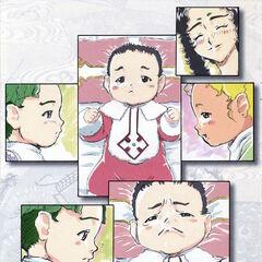 Seina and Ryoko's supposed son from Tenchi Muyo What If