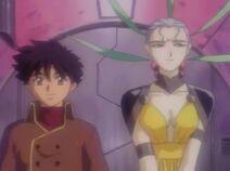 Taiyo and Kei