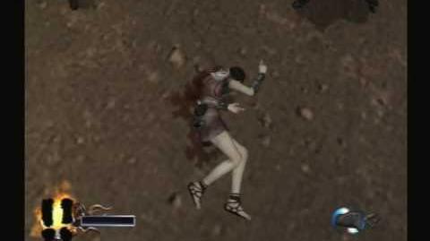 Tenchu Fatal Shadows Enemy Stealth Kill