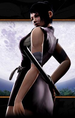 Tenchu z female protagonist