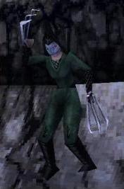 Snake Kunoichi