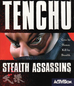 TenchuStealthAssassins