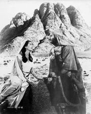 Sephora and Moses beneath the Holy Mountain (2)