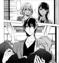 Chapter 4 - Riku carrying Tadaomi