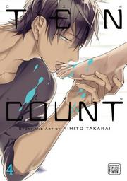 Ten Count Volume 4 Cover