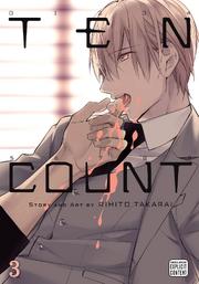 Ten Count Volume 3 Cover