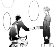 Chapter 6 - First and last handshake