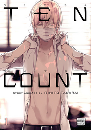 Ten Count V1 Cover
