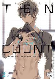 Ten Count Volume 2 Cover