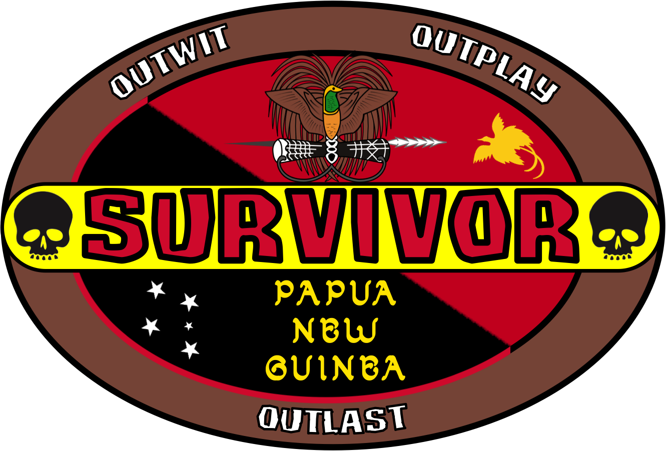 Survivor: Papua New Guinea | Tengaged Outstanding Group