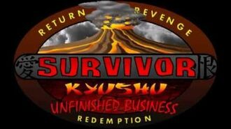 Survivor Kyushu Opening