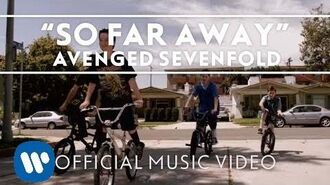 Avenged Sevenfold - So Far Away Official Music Video