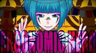 -MASA Works DESIGN-ft.初音ミク&GUMI -エルゴノミックヒーロー
