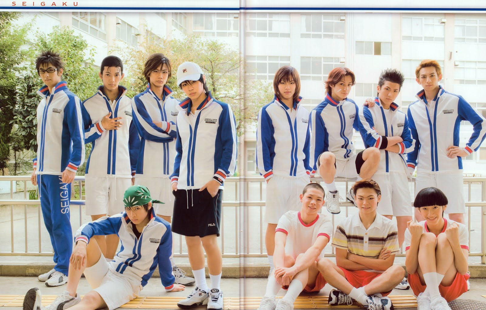 tenimyu 2nd season rokkaku vs seigaku