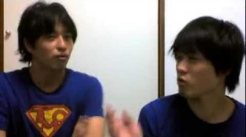 Hara Masaki + Watanabe Kouji Livestream