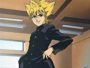 Tenjho Tenge anime Nagi