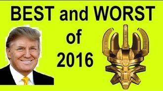 BEST AND WORST OF 2016