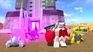 Tenkai Knights Webisode 9 - Titan Revealed